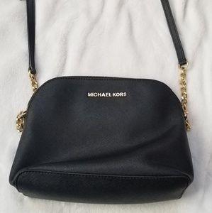 Michael Kors Cindy Large Done Crossbody Bag